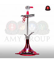 Amy DeLuxe SS 09 R Stick steel Plus, червоний, фото 1