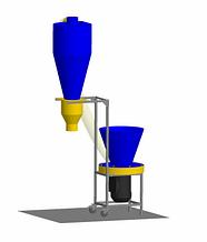 Универсальный измельчитель ДР-500 (без циклона)