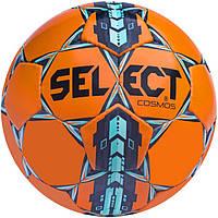 Мяч футбольный SELECT Cosmos Extra Everflex оранжево-сине-голубой, размер 5