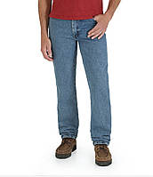 Джинсы Rustler® by Wrangler® Regular Fit Straight Leg 32-32 Синий (87611 3cdb0db0f93d9