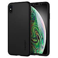 Чехол Spigen для iPhone XS Max Thin Fit 360 (065CS24846), фото 1