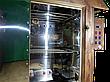 Коптильня 550л -холодного и горячего копчения, +просушка. Нержавейка внутри, крыша домиком, фото 4