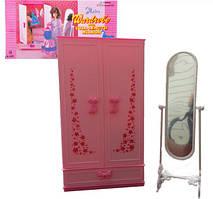 Мебель для кукол «Гардеробная» 9509