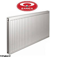 Стальной радиатор 11тип 500*1400 SANICA