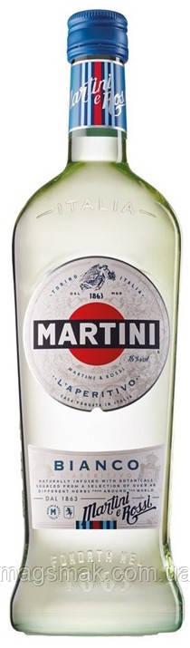 Вермут Martini Bianco 0.75л