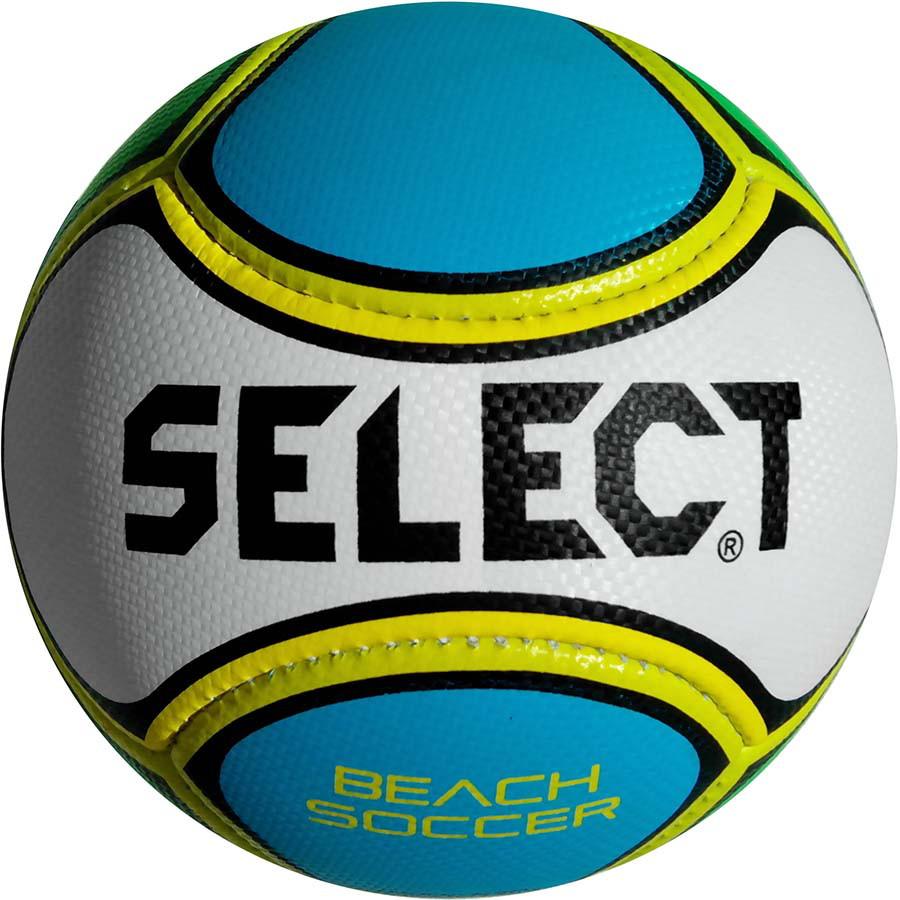 Мяч футбольный SELECT Beach Soccer синий (уценка), размер 5  продажа ... 68eca5d0f1f