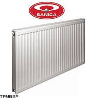 Стальной радиатор 11 тип 500*1000 SANICA