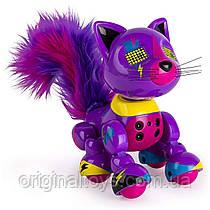 Интерактивный котенок Lucky Meowzies Zoomer Spin Master