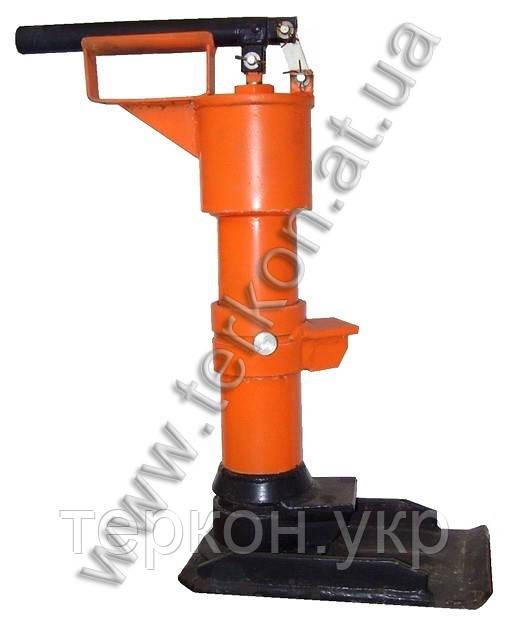 Домкрат путевой гидравлический ДК-10, ДПГ-10, Домкрат колійний гідравлічний ДК10