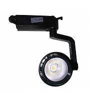 LED светильник трековый LEDMAX 20W 6500K TRL20CW1 BL (черный)