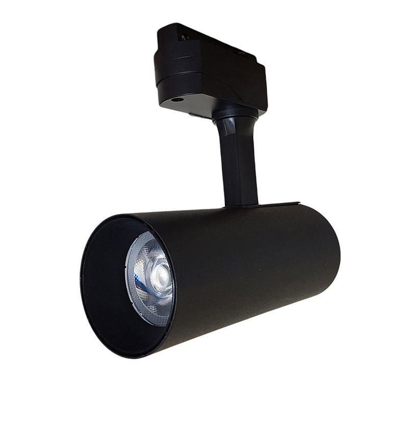 LED светильник трековый LEDMAX 20W 4200K TRL20WE1 BL (черный)