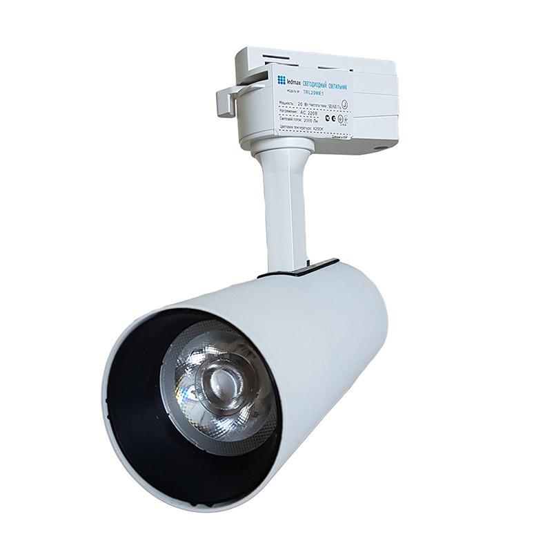LED светильник трековый LEDMAX 30W 4200K TRL30WE1 (белый)