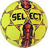 Детский футбольный мяч SELECT Delta желто-черный, размер 4