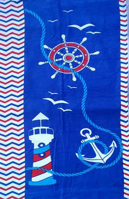 Полотенце пляжное Mayak
