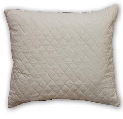 Подушка стеганная (микрофибра) 70х70