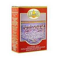 Соль морская пищевая крупная LugliO