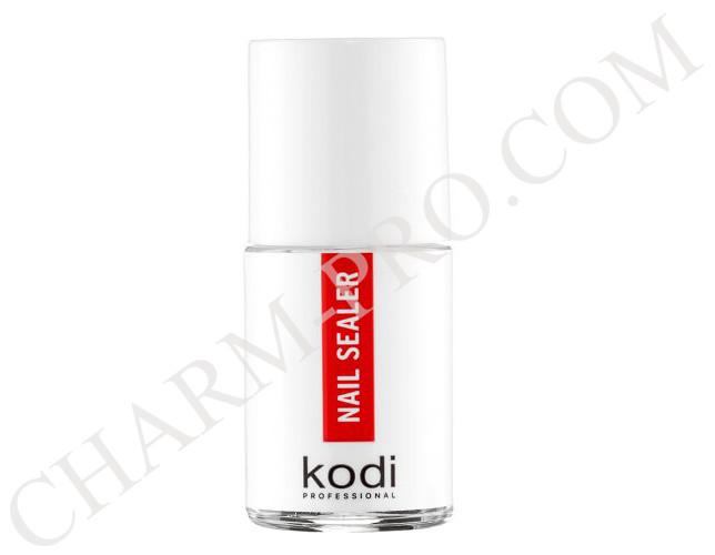 Верхнее покрытие для акриловых ногтей с ультрафиолетом Kodi Nail Sealer (15 мл)
