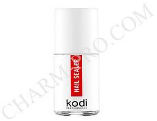 Верхнее покрытие для акриловых ногтей с ультрафиолетом Kodi Nail Sealer 15 мл.