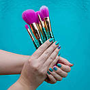 Набор кистей Tarte Minutes to Mermaid Brush Set ( 5 штук), фото 3