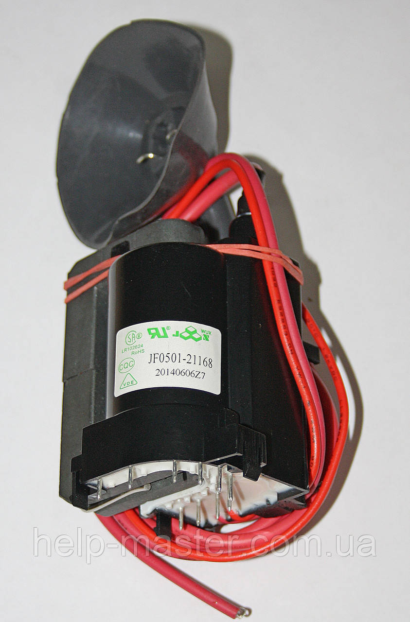 Строчный трансформатор (ТДКС) JF0501-21168