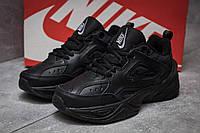 Кроссовки женские в стиле Nike M2K Tekno, черные (14581),  [  38 39  ], фото 1