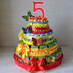 "Торт в детский сад "" Butterfly"""