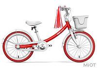 """Велосипед Ninebot Kids Bike Red/White 16"""" для дівчаток 5-8 років"""