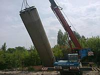 Монтаж резервуаров под аммиачную воду. Предлагаем организациям, занимающимся реализацией удобрений, полный ком
