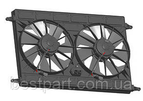 Вентилятор Spal 12V, вытяжной, VA71-AP76/LL-AP72/LL/F-89A