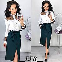 Блузка женская ЕФ318, фото 1