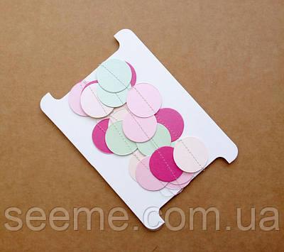 Карточка для намотки гирлянд, 170x140 мм