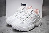 Кроссовки женские Fila Disruptor 2, белые (14564),  [  38 40 41  ], фото 1