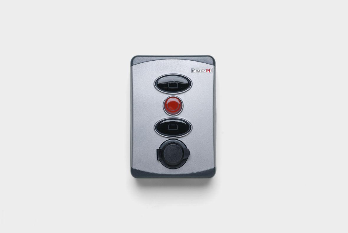 Панель управління 3-х кнопкова з ключем Marantec Command 613