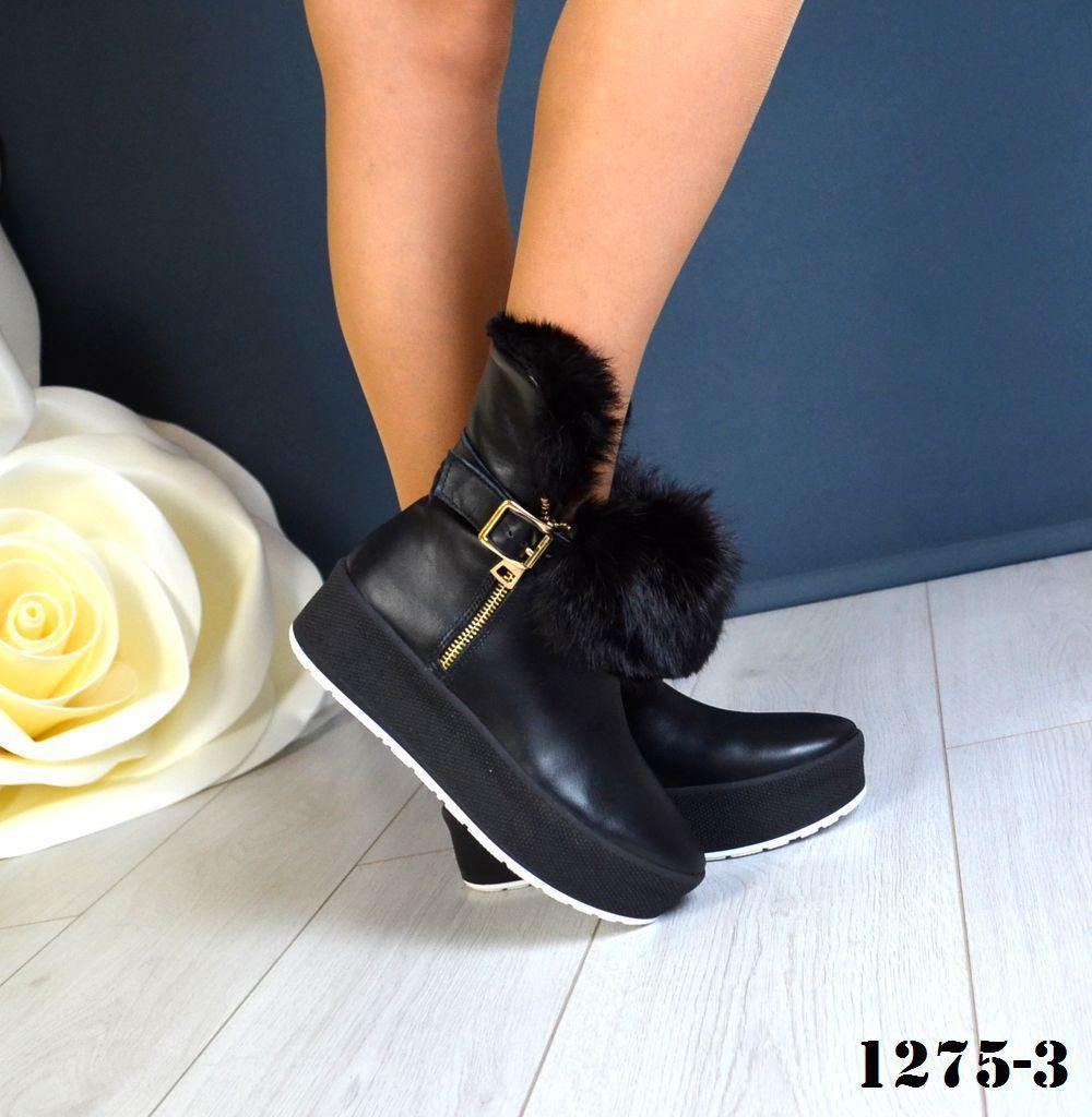 Зимние ботиночки Размер 36 37