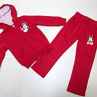 Спортивный костюм для девочки с начесом 98-104 Disney