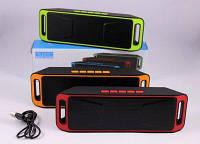 Портативная bluetooth колонка MP3 плеер UKC SC-208 BT