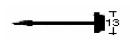 Алюмінієвий профіль для плитки ПЛ 206