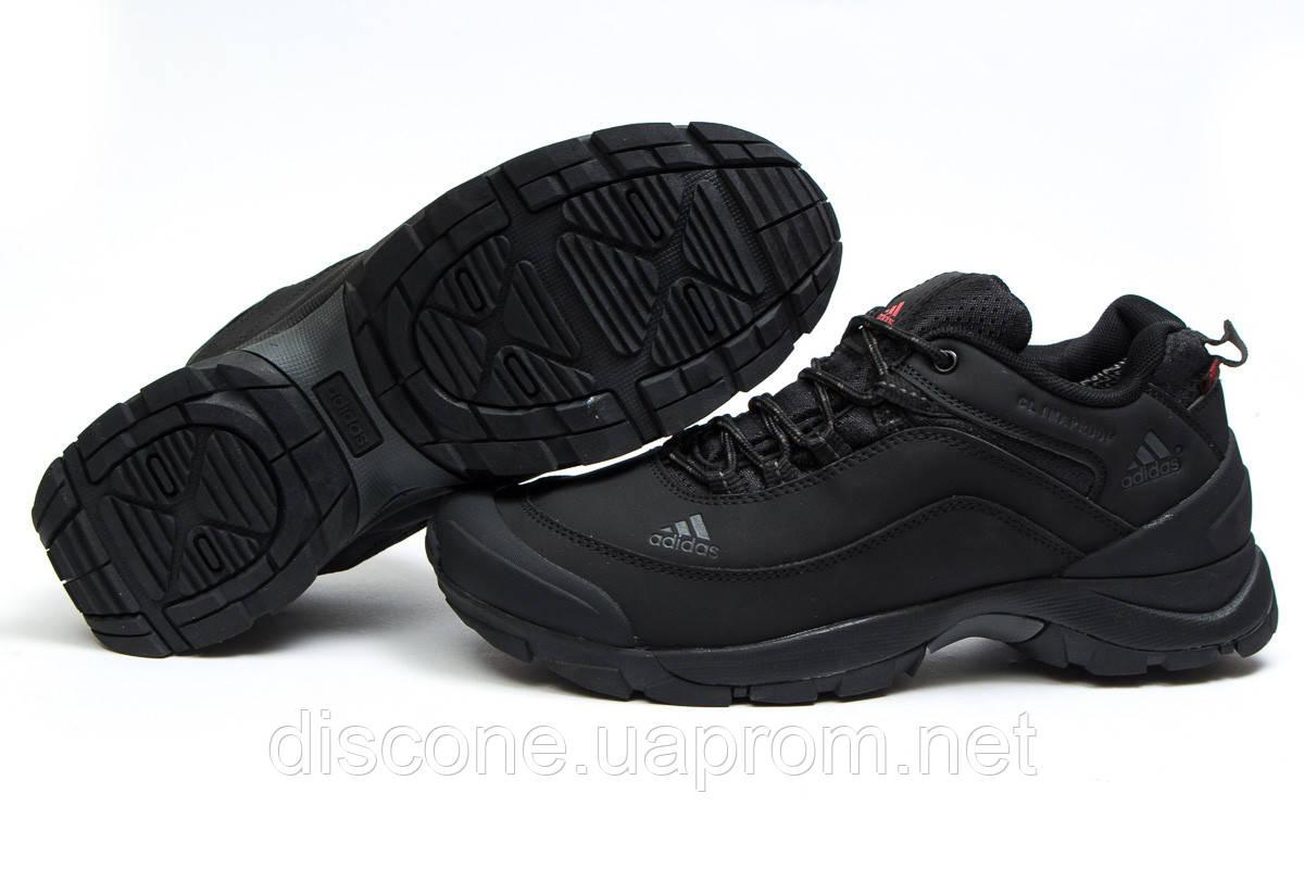 Кроссовки мужские ► Adidas Climaproof, черные (14671), р. (нет на складе) П Р О Д А Н О! ✔ЧеРнАяПяТнИцА