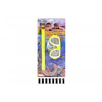 Маска вод.з трубкою (планшет) 2008-3 р.39*17,2 см