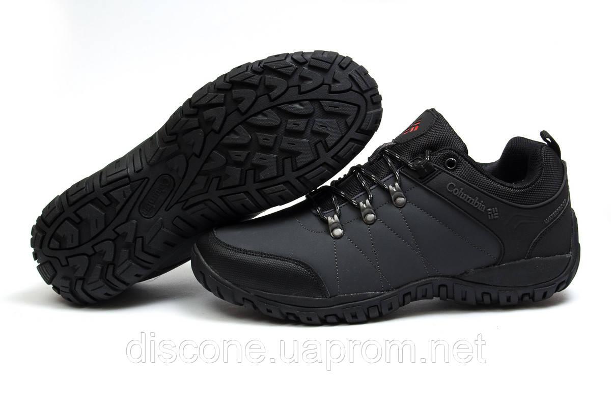 Кроссовки мужские ► Columbia Waterproof,  черные (Код: 14682) ►(нет на складе) П Р О Д А Н О!