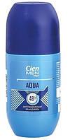 Дезодорант шариковый Cien Aqua men Deo Antitranspirant 50 мл , фото 1