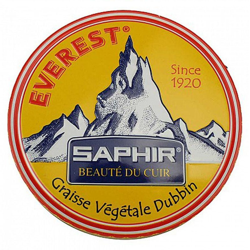 Жир для обуви Saphir Vegetal Dubbin Everest 100 ml