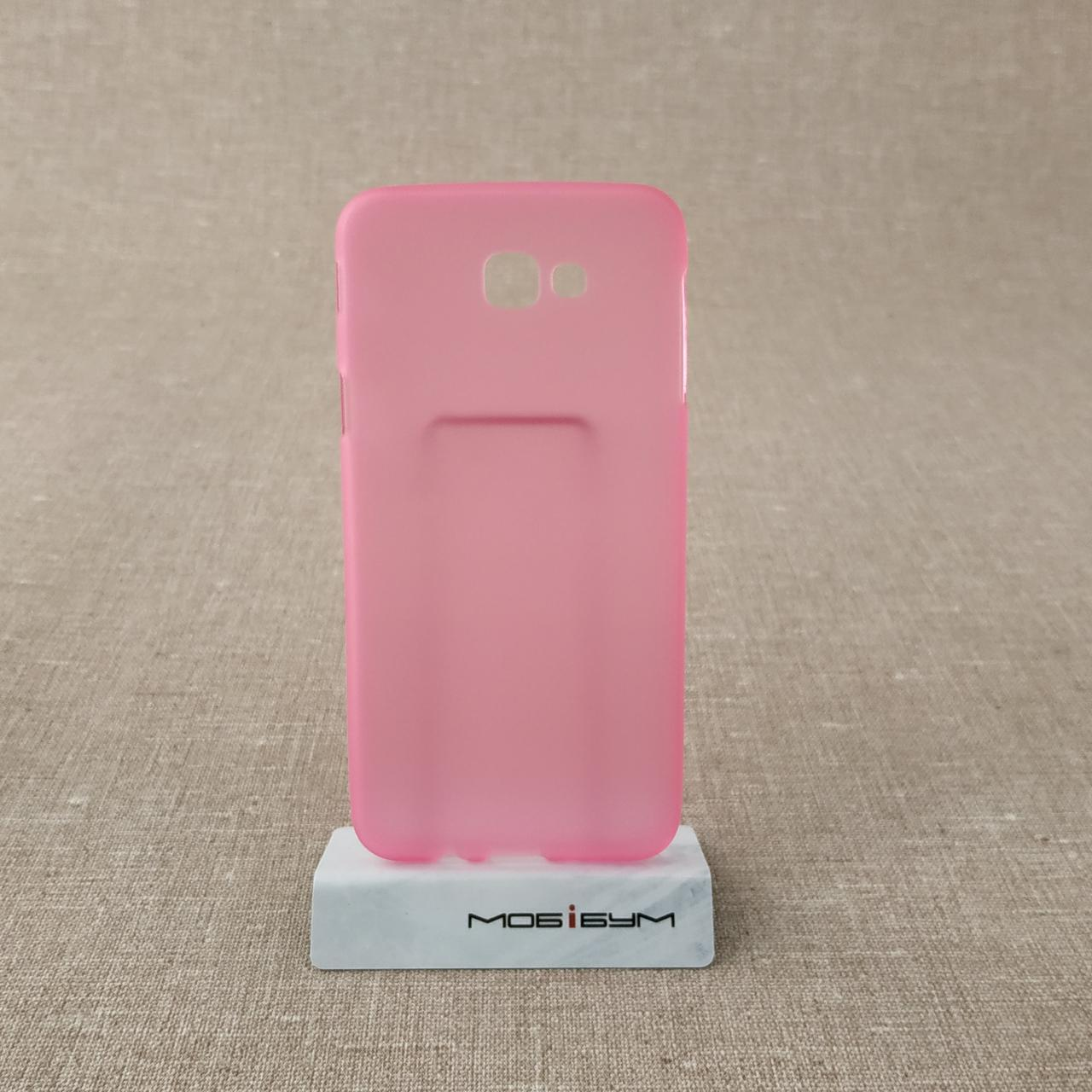 Чехол TPU Samsung Galaxy J5 Prime G570 pink