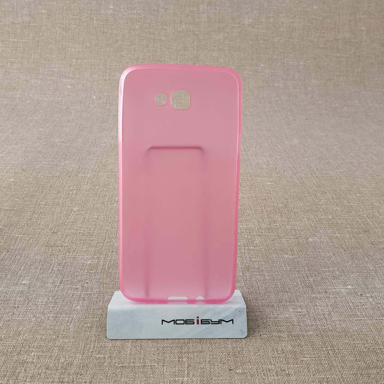 Чехол TPU Samsung Galaxy J5 Prime G570 pink (J530) 2017 Для телефона