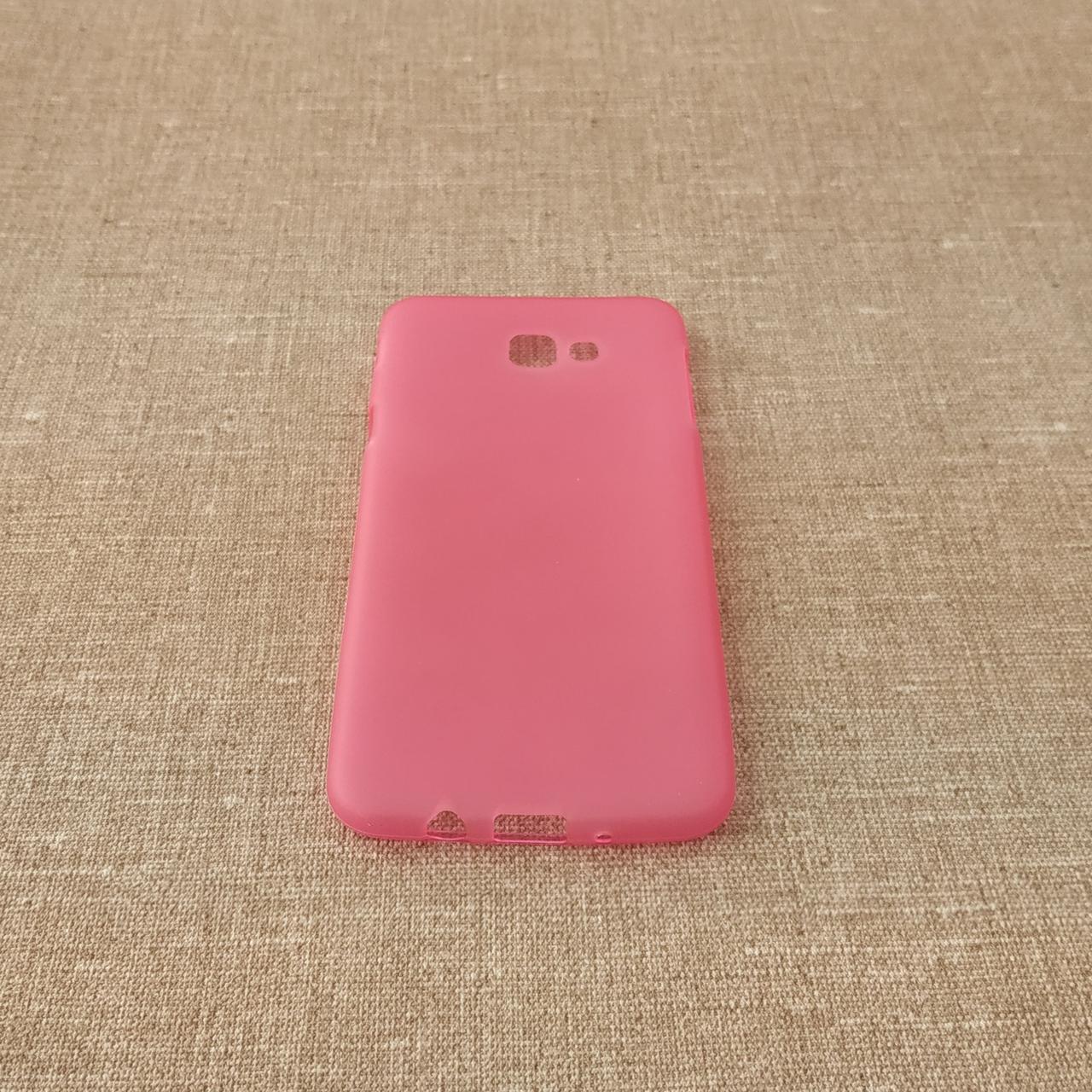 Чехлы для Galaxy J Prime Series TPU Samsung J5 G570 pink