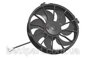 Вентилятор Spal 12V, вытяжной, VA51-AP70/LL-69A