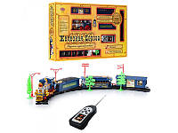 Залізниця JT 0620 / 40351 на радіокерування, музика, дим, в коробці, 53 см, фото 1