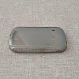 Чехол TPU Duotone Samsung Galaxy Fame [S6810] grey, фото 4