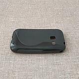 Чехол TPU Duotone Samsung S6802 black, фото 4