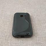 Чехол TPU Duotone Samsung S6802 black, фото 3